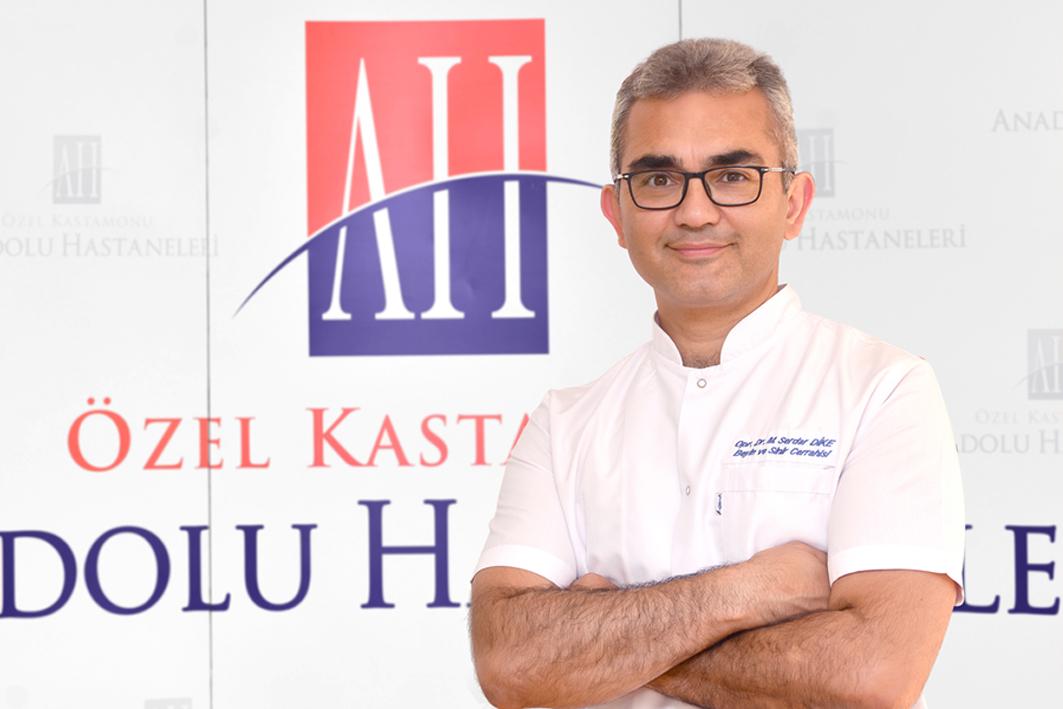 Beyin ve Sinir Cerrahi Uzmanı Op.Dr.Mehmet Serdar DİKE hasta kabulüne başlamıştır