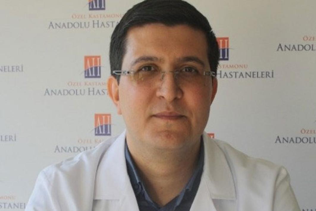 Çocuk Sağlığı ve Hastalıkları Uzmanı Uzm. Dr. Yusuf İlker ÇELİK Özel İsfendiyar Anadolu Hastanesinde görevine başladı