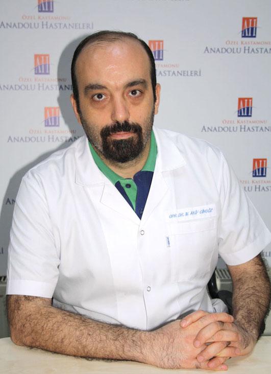 Op.Dr. Mehmet Akif CİNGÖZ