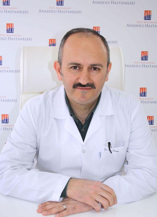 Uzm.Dr. Halil İbrahim Yılmaz