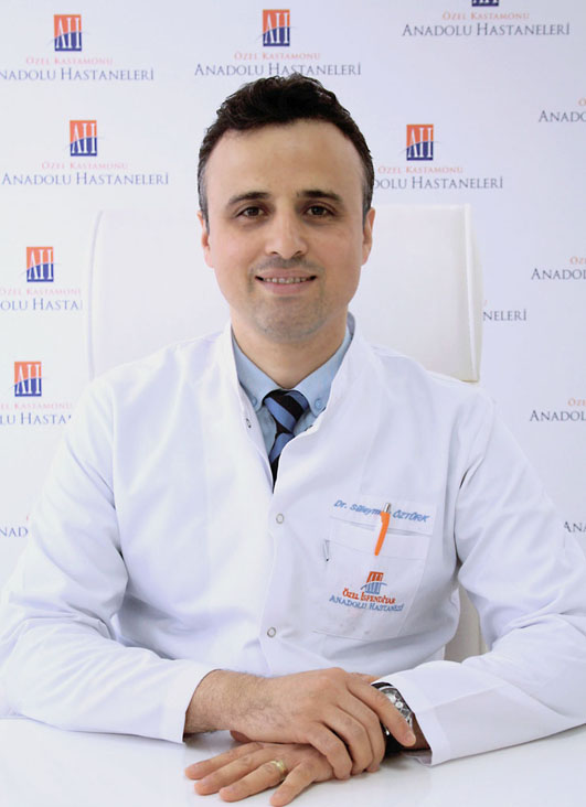 Op. Dr. Süleyman ÖZTÜRK
